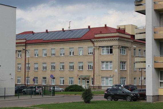 Vilniaus klinikinė ligoninė