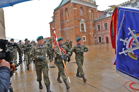 Trijų šalių karinė brigada