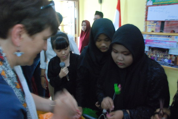 Valstybinė mokykla Indonezijoje, Bodžonegoro provincijoje