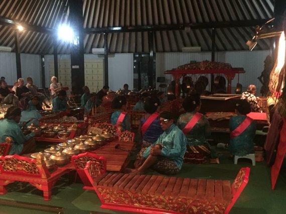 Tradicinio indoneziečių teatro orkestras
