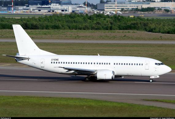 GetJet Boeingas