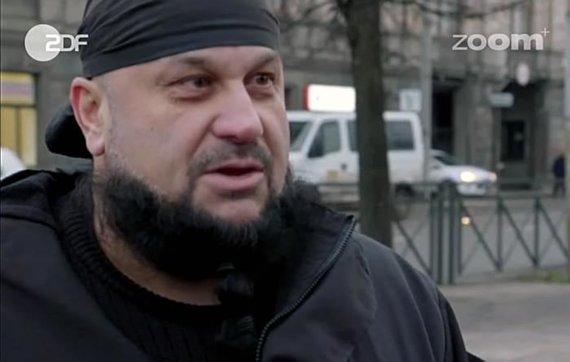 ZDF nuotr. /Vladimiras Apalinskis