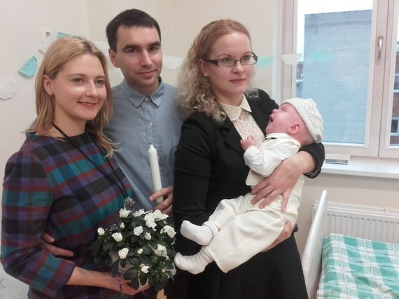 Photo of Private Album / Aidride Baptism