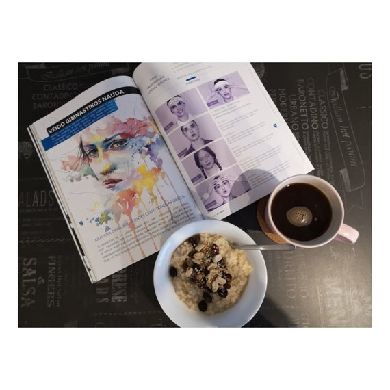 Asmeninio albumo nuotr./Ingos pusryčiai