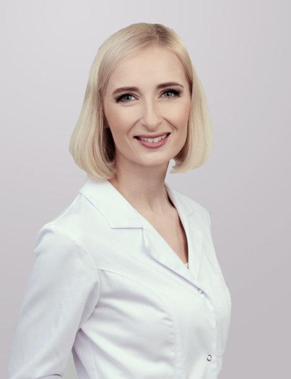 Asmeninio albumo nuotr./Inga Lapūnienė