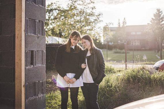 FotoPlunksna nuotr./Meilutė ir Miglė