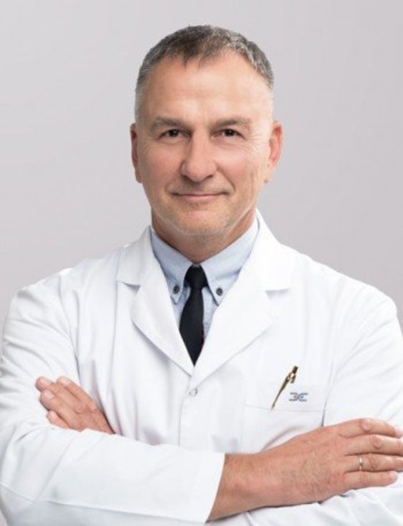 Medicinos diagnostikos ir gydymo centro nuotr./Algirdas Šumila