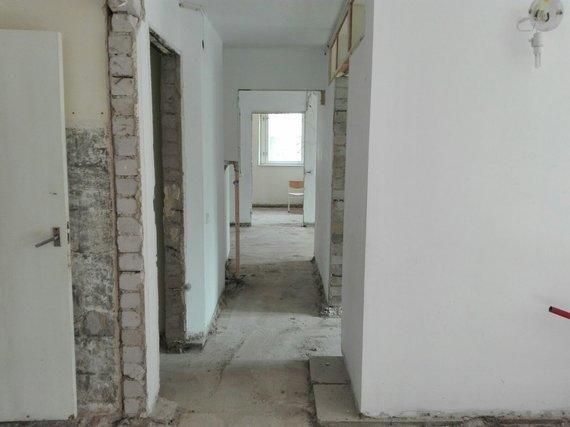 Asmeninio archyvo nuotr./Orių namų patalpos