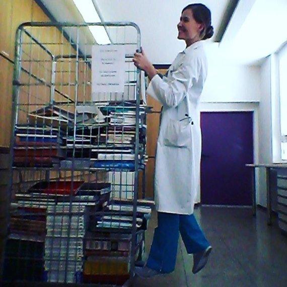 Asmeninio archyvo nuotr./Rūta Mačiulytė