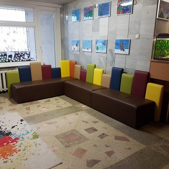 Asmeninio archyvo nuotr./Atnaujintas ligoninės žaidimų kambarys