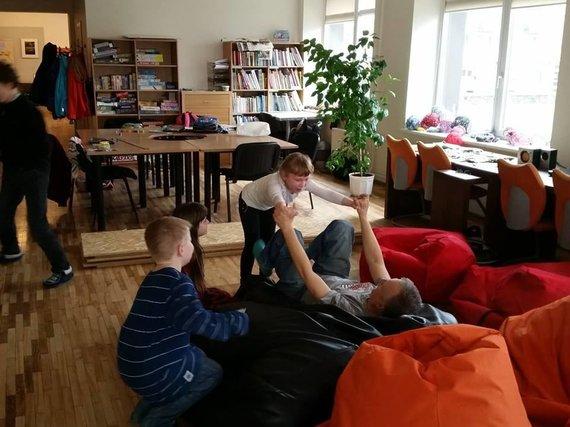 Asmeninio archyvo nuotr./Vyrų fondas
