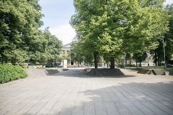 Sauliaus Žiūros nuotr./Reformatų sodas
