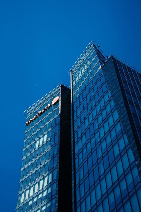 """""""Swedbank"""" naujas biuras"""