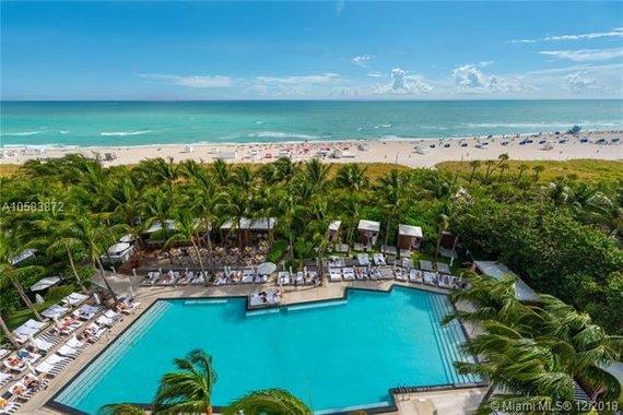 """""""Douglas Elliman"""" nuotr./Išnuomojamas architektės Zaha Hadid butas Majamyje"""