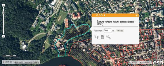 kvr.kpd.lt/Žvėryno vandens malūno apsaugos zona