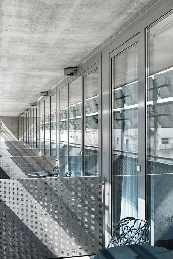 Design Hotels nuotr. /Laisvas meno viešbutis