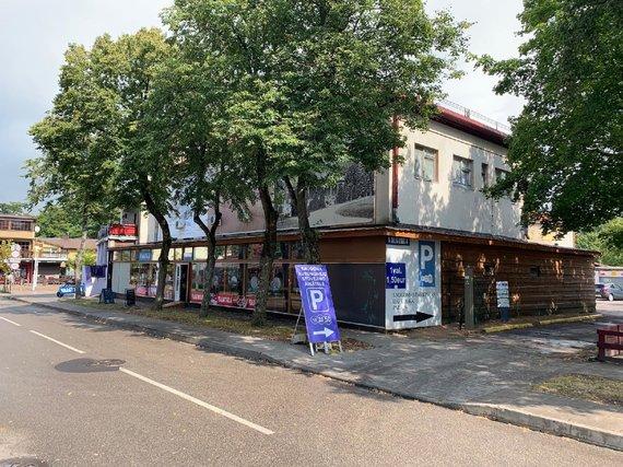 """evarzytines.lt nuotr./Varžytynėse parduodamas viešbutis """"Pajūrys"""" Palangoje"""