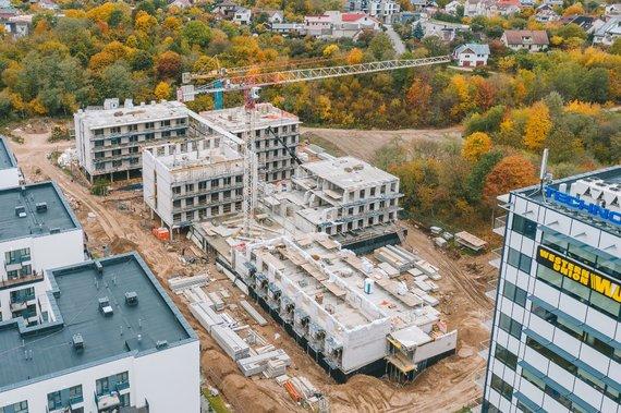 "Bendrovės nuotr./Projektas ""Liv_in Vilnius"""
