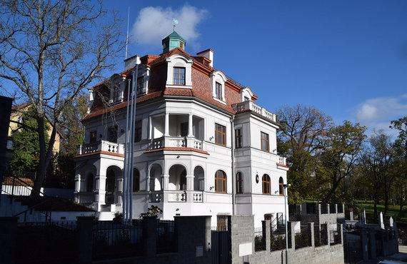 Leono Garbačausko nuotr./Lietuvos ambasada Prahoje