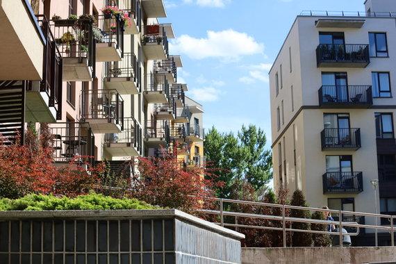 """Gyvenamųjų namų """"Oslo namai"""" ir viešbučio """"Comfort hotel"""" kompleksas"""