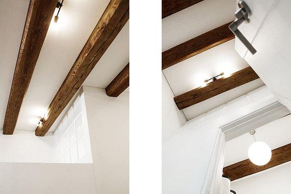 Justės Saulytės nuotr./Apartamentų turistams Vilniaus senamiestyje interjeras