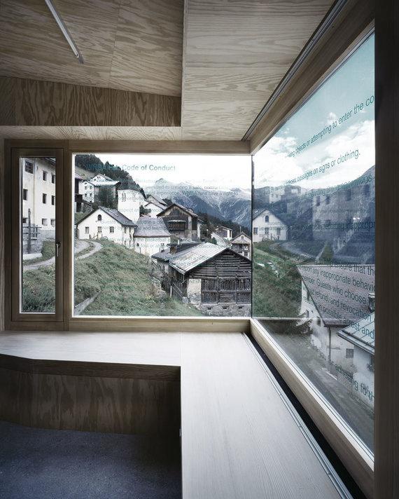afgh.ch nuotr./Namas Šveicarijoje