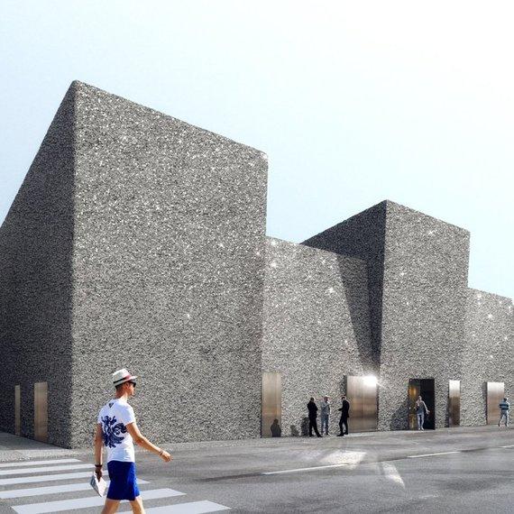 """""""OMA""""/Dubajuje šiemet planuojama atidaryti kultūros centrą"""
