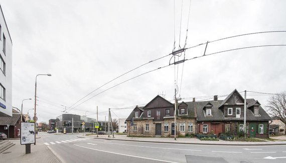 """""""Citus"""" nuotr./""""Citus"""" skelbia architektūrinį konkursą naujam biurų pastatui Žvėryne"""