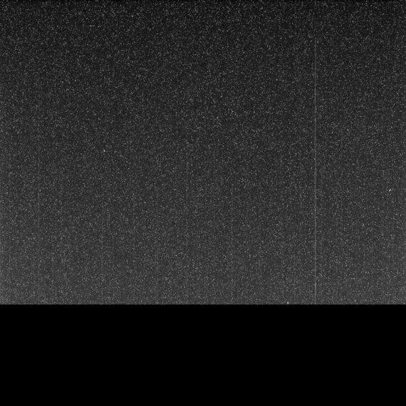 """NASA nuotr./Paskutinioji siųsta nuotrauka, kurios siuntimo metu nutrūko """"Opportunity"""" gyvybės gija"""