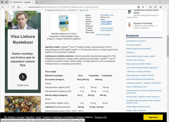 Swedbank iliustr./Sukčiai naudojasi Andriaus Tapino pavarde