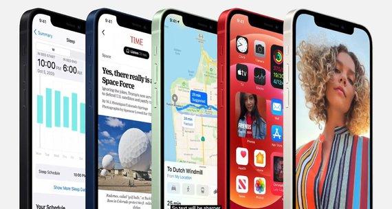 """Stopkadras/""""iPhone12"""" spalvų paletė"""