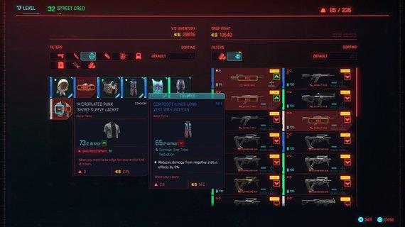 """V.Lukaševičiaus iliustr./Prieš žaisdami nusiteikite, kad """"Cyberpunk 2077"""" tapsite tiesiog vaikščiojančiomis ginklų saugyklomis"""