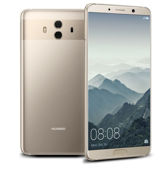 """Gamintojo nuotr./""""Huawei Mate 10"""""""