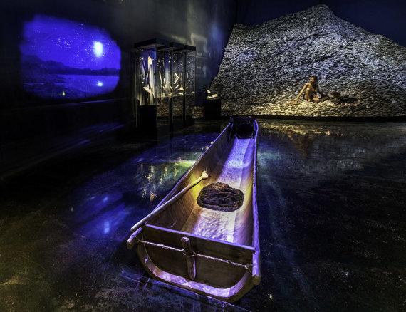 Moesgaard muziejaus nuotr./Istorijos ekspozicija muziejuje