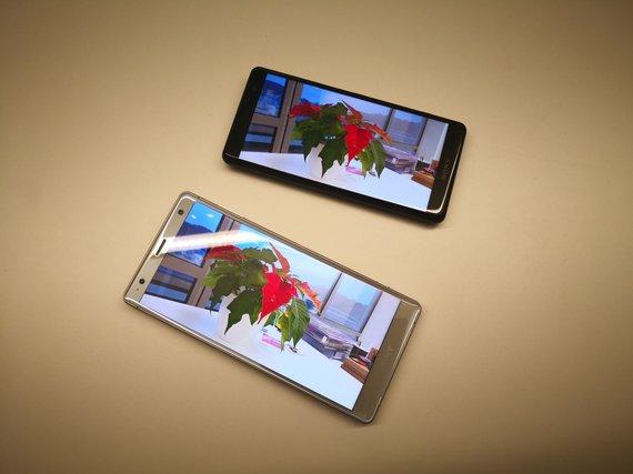 "V.Neverausko / 15min nuotr./""Sony Xperia XZ2"""