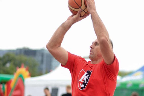 Raymond Vyšniauskas/bcvilnius.lt/Rolandas Matulis iki šiol aktyviai žaidžia krepšinį.