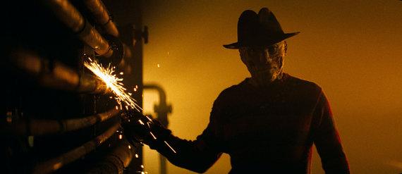 """""""Scanpix""""/AP nuotr./Freddy Kruegeris – Jackie Earle'o Haley suvaidintas personažas."""