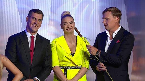 TV3 nuotr./Justinas Jankevičius, Natalija Bunkė, Mindaugas Stasiulis
