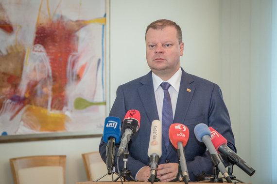 LRVK / Dariaus Janučio nuotr./Saulius Skvernelis