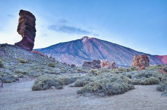 """""""Tez Tour"""" nuotr./Teidės nacionalinis parkas"""