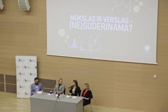 Projekto partnerio nuotr./Sėkmingas biotechnologijų verslas: ar užtenka tik geros idėjos?