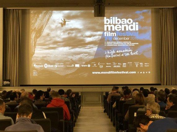 """""""Studio Nominum"""" nuotr./Arūnas Matelis Ispanijoje laimėjo geriausio režisieriaus apdovanojimą"""