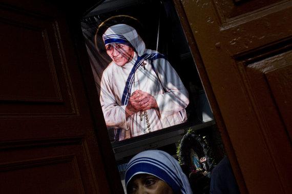 """Scanpix""/AP nuotr./Motina Teresa"
