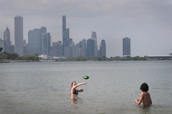 "AFP/""Scanpix"" nuotr./Čikaga"
