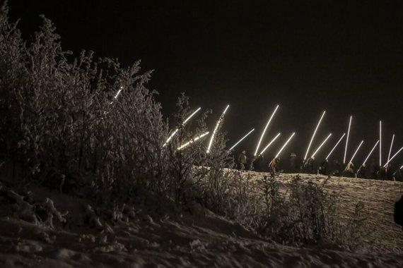 Vytauto Petriko nuotr./Klaipedos Smilgininkai