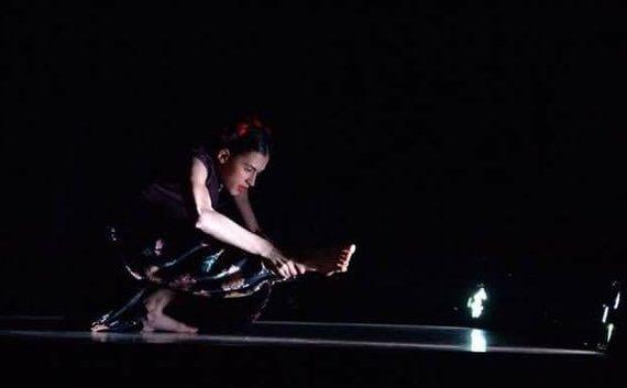 """Projekto partnerio nuotr./Šokio teatras """"Aura"""": ten, kur du – trečiam vietos nėra. Nebent tai būtų šokis"""