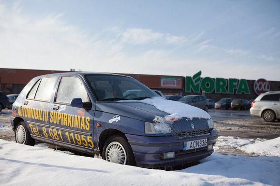 Kauno miesto savivaldybės nuotr. /Automobilis