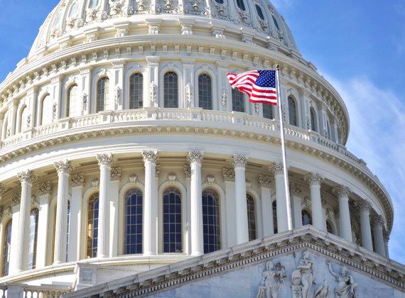 """""""Scanpix"""" nuotr./JAV Senatas"""