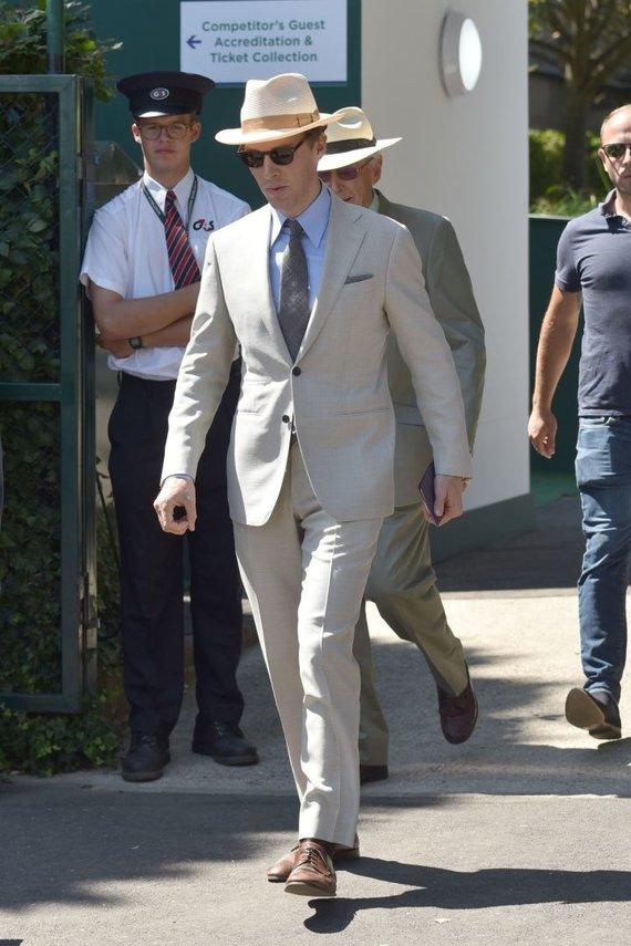 Vida Press nuotr./Benedictas Cumberbatchas