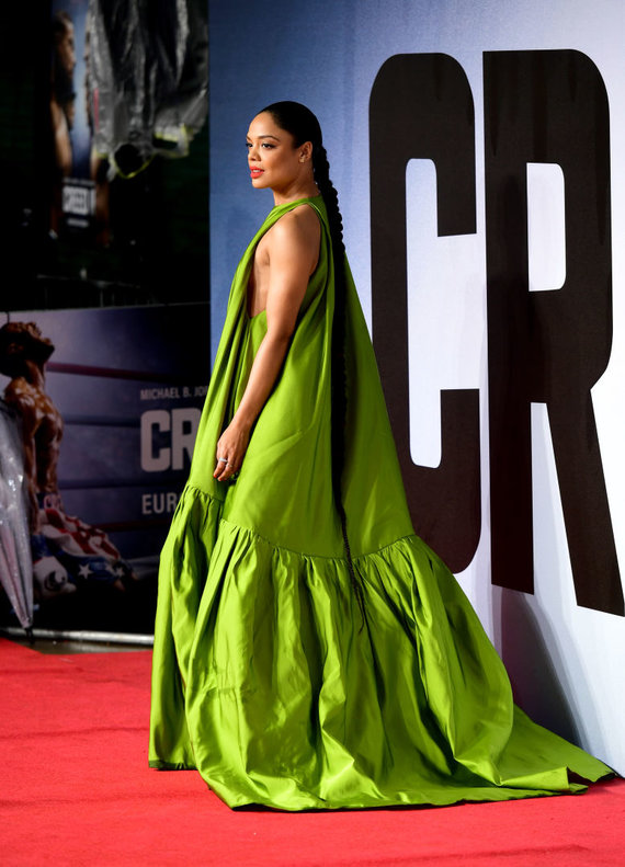 """Scanpix""/ ""PA Pictures"" nuotr./Tessa Thompson"